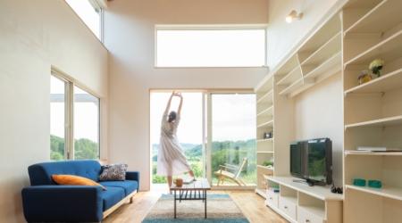 室内環境を快適な湿度に整える