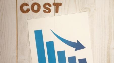 従来の漆喰より圧倒的低コスト